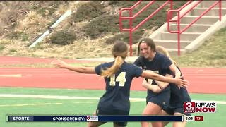 Elkhorn South claims Metro Soccer Tournament girls title - Video