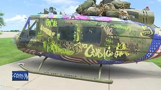 """Take me home Huey"" visits Oshkosh"