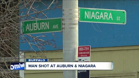 Buffalo Police investigate two Friday shootings