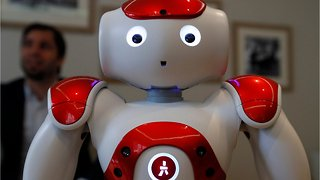 Robot Designed to Help People With Motor Impairments