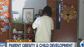 Parent obesity and child development - Video