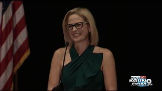 AP: Democrat Kyrsten Sinema wins Arizona US Senate seat