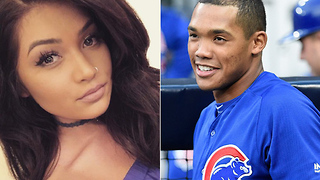 Cubs Shortstop Addison Russell Accused of Cheating on and ABUSING His Wife - Video