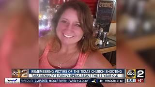 Local family remembers relative killed in Texas church shooting - Video