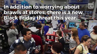 New Black Friday Warning