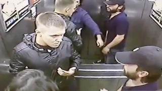 Russian Man Takes On Three Muslims Who Confronted Him In Elevator - Video