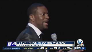 5 fun things to do this weekend (Sep 2 - 4) - Video