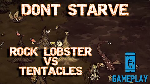Dont Starve - How to Beat Tentacles