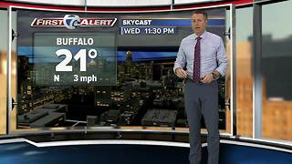 7 First Alert Forecast 01/24/18 - Video