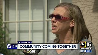 Chandler community comes together to stop crime - Video