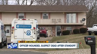 Authorities identify man killed during SWAT standoff that injured officer