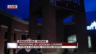 Shooting reported at Empire Hookah Lounge in Sterling Heights - Video