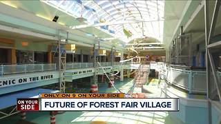 Future of Forest Fair Village is uncertain - Video