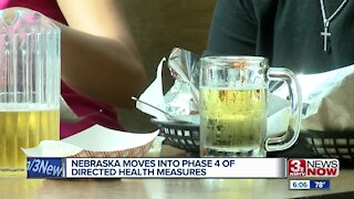 NE Moves Into Phase 4 of Directed Health Measures