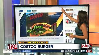 New Costco Burger Similar to Shake Shack - Video