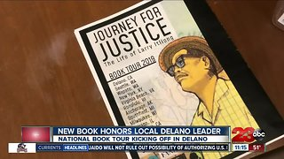 New children's book honors Delano civil rights leader - Video