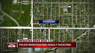 One dead in shooting near Washington Park - Video