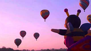 3 Hot Air Balloon Parties to Attend Before You Die - Video