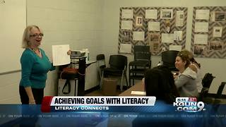 Literacy connects: achieving goals with literacy
