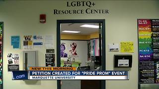 Online petition tries to stop Marquette University