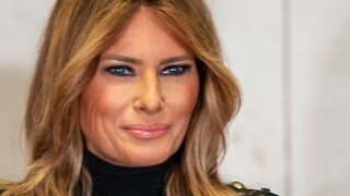Melania Comments On Capitol Hill Attack