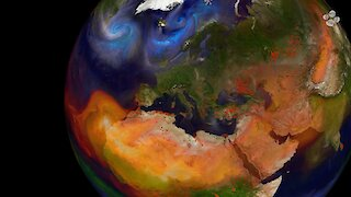 Dust From Middle East Found To Cool Red Sea