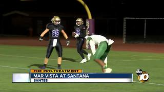 The Pro Treatment: Santana High hosts Mar Vista - Video