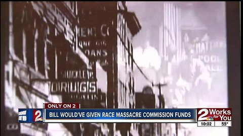 Race Massacre Commission looking for other funding after bill dies