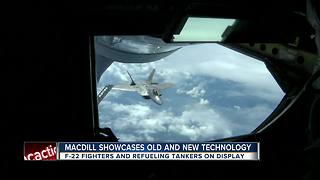 MacDill showcases old and new technology - Video