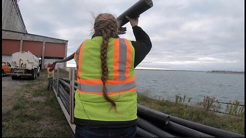 Growing number of women are working in construction; joining the traditionally male-dominated field