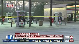 LCSO investigates shooting and attempted abduction that spanned across two scenes Wednesday morning - Video