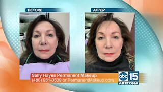 Sally Hayes has 3 decades of experience with permanent makeup!