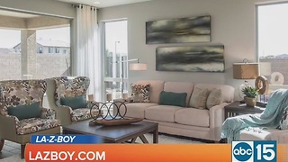 La-Z-Boy designers show you how you can design a beautiful home by visiting a model home - Video