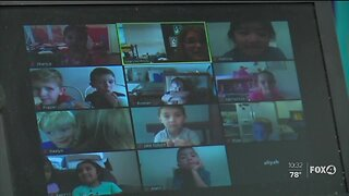 1700 Lee County school students have not participated in distance learning