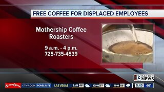 Free coffee from Mothership Coffee