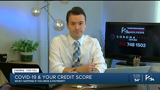 Problem Solvers Coronavirus Hotline: COVID-19 and Your Credit Score