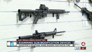 Gun legislation could be on brink of change - Video
