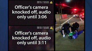 Carlsbad police release body cam footage amid public concerns over officer misconduct