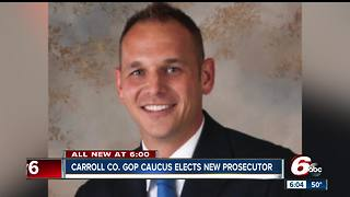 Republican Party Caucus names next Carroll County Prosecutor - Video