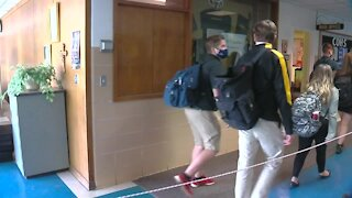 Some private school enrollment gains from the pandemic