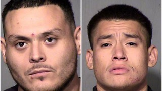 PD: Burglars use golf cart to force open doors - ABC15 Crime - Video