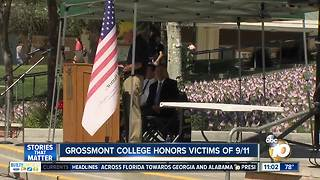 Grossmont College honors 9/11 victims