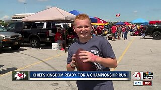 Chiefs Kingdom ready for a championship run