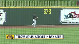 'Tebow Mania' arrives in Bay Area this weekend