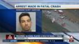 Fort Myers man charged with DUI in crash that killed 1, injured 14 - Video