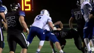 Creighton Prep Papio South - Video
