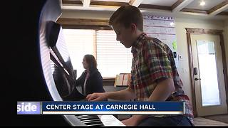 Eagle pianist to perform at Carnegie Hall - Video