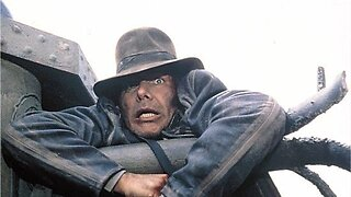 Harrison Ford Will Play Indiana Jones Until Death