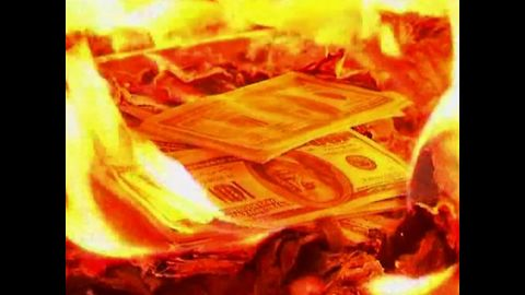 Have You Heard Of The Money Burning Festival?