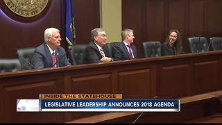 2018 Legislative session kicks off - Video